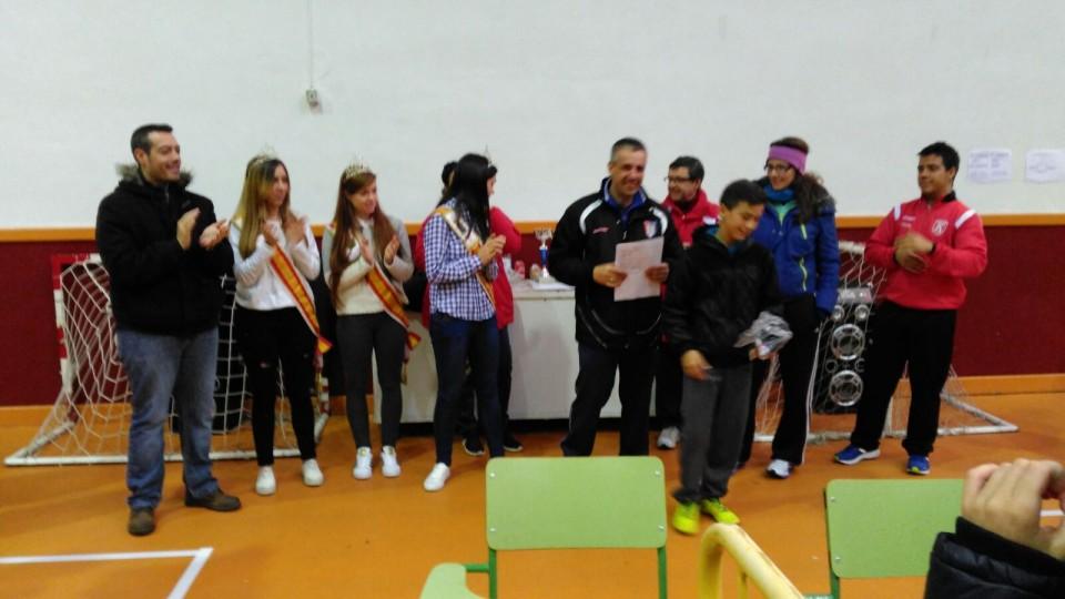 Finalizan las citas deportivas navideñas con el II Maratón de Fútbol Sala