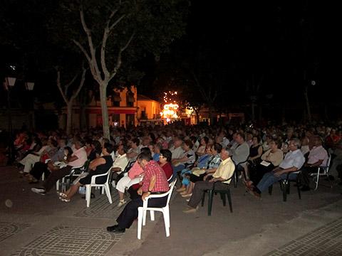 Noches musicales en la plaza de España
