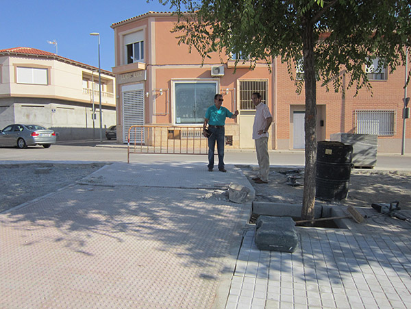 Las salas del pabellón polideportivo tendrán acceso directo desde la calle