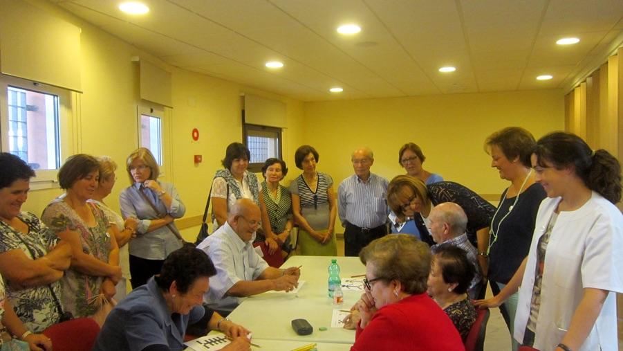 Puertas abiertas para conocer los servicios de la Asociación de Alzheimer