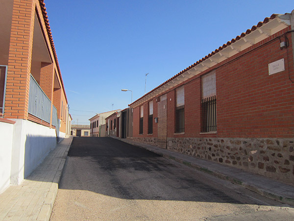 Campaña de reposición de asfalto en más de 20 calles del municipio