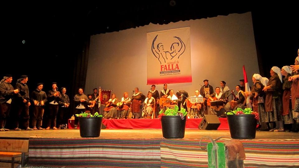 """Los villacañeros disfrutaron de los """"mojetes"""" para celebrar el final de la vendimia"""