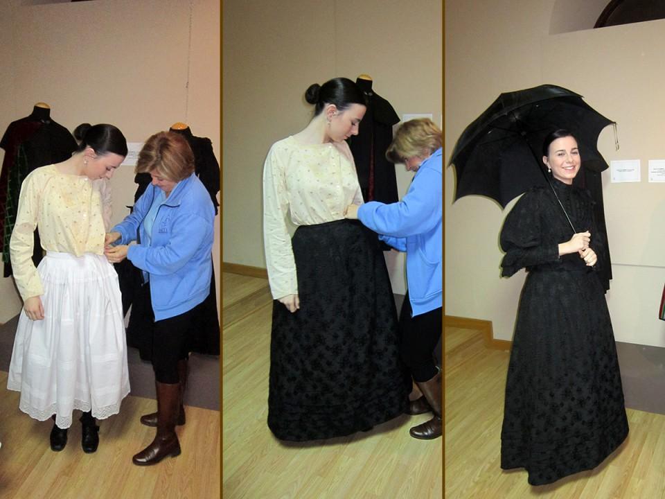 Vuelta al pasado a través de la ropa tradicional manchega