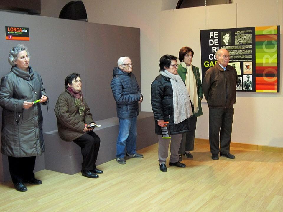 Arranca FESCORA con la primera jornada de cortos y una exposición sobre Lorca y el cine