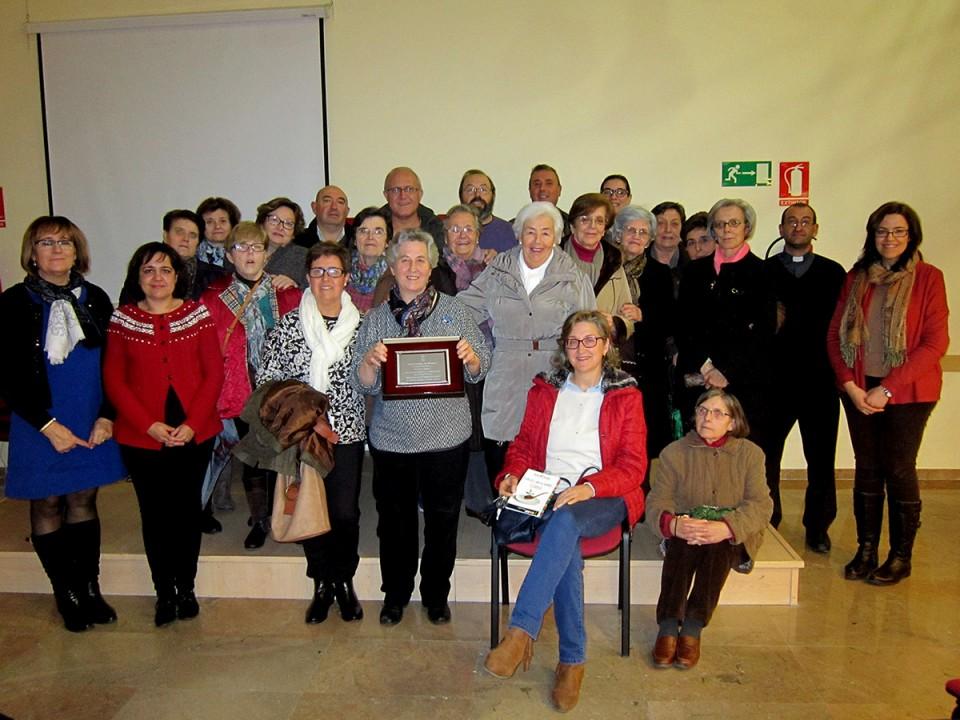 Villacañas reconoce a Manos Unidas por su labor voluntaria