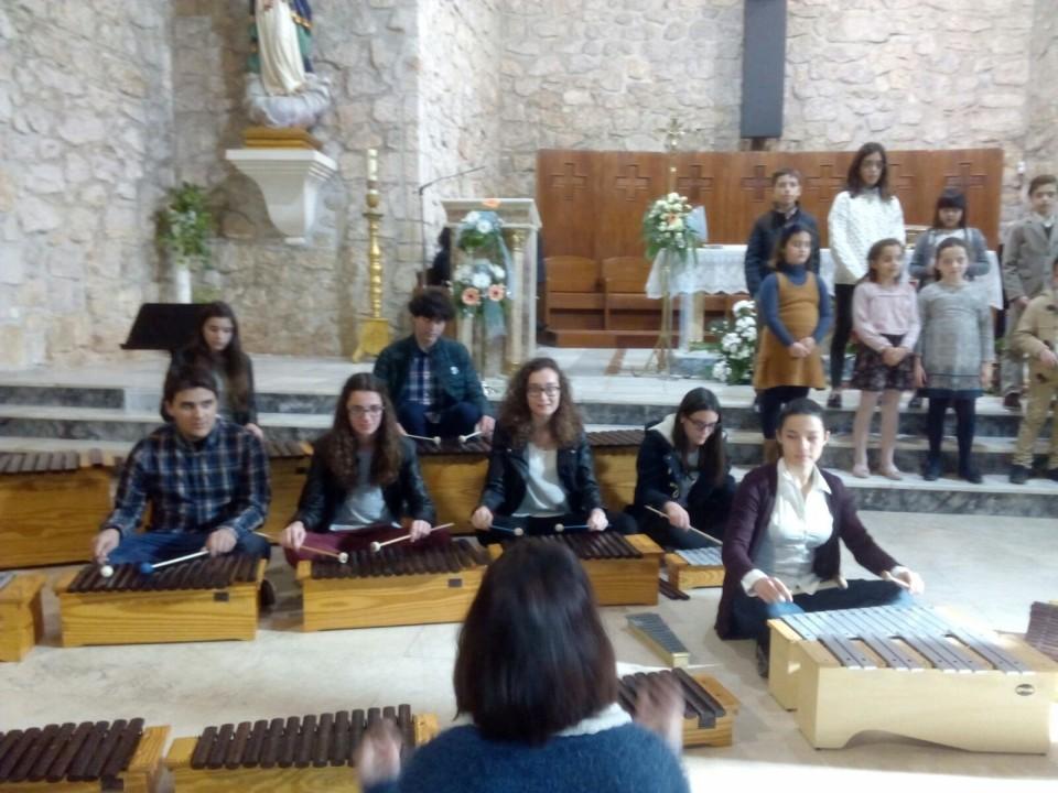 Música para celebrar la Navidad en Villacañas
