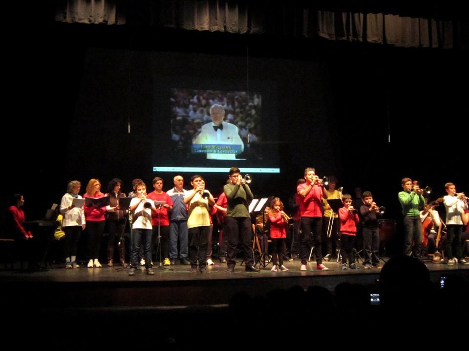 La música ha inundado la Navidad villacañera
