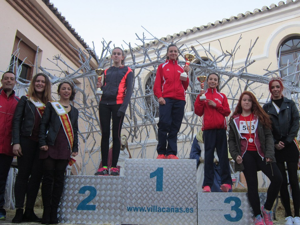 Daniel Santacruz repite victoria en la San Silvestre Villacañera