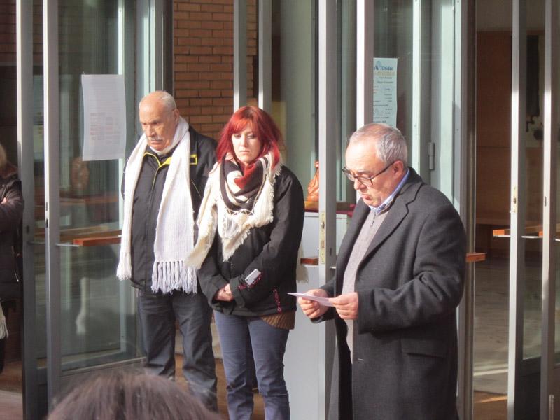 Villacañas despide a Bautista Serra, pilar funmentadal del teatro en la localidad