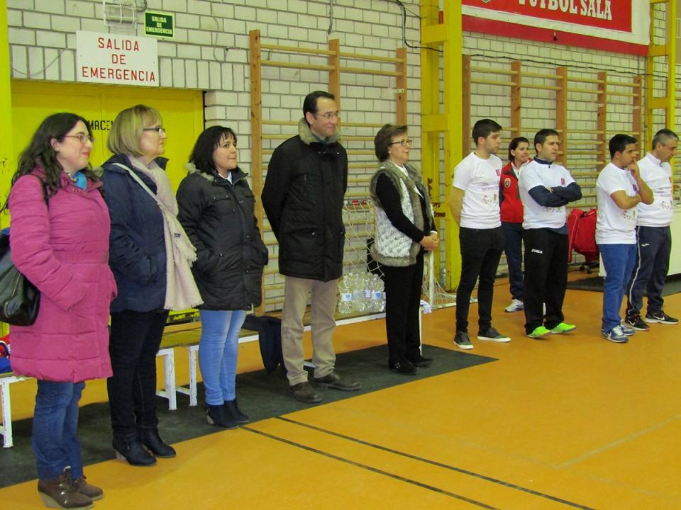 El Polideportivo Municipal de Villacañas acogió el II Torneo Benéfico de Fútbol Sala, con el que se recaudaron fondos a favor de la Asociación Parkinson Toledo