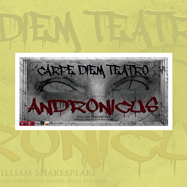 """Esta noche, el """"Andronicus"""" de Shakespeare llega al Festival de Teatro Aficionado de Villacañas"""