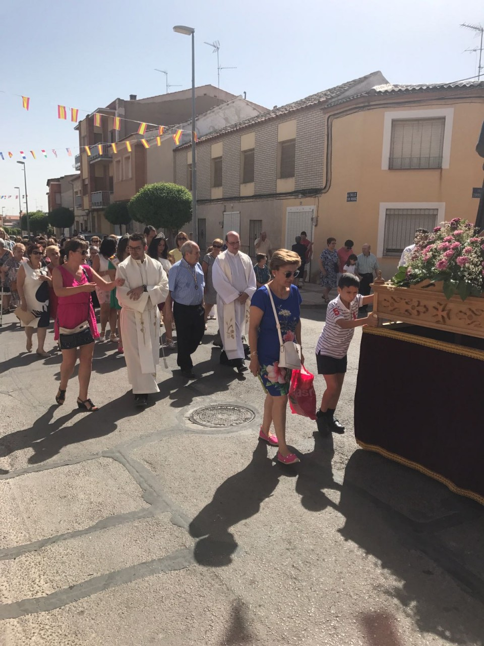 Villacañas celebra San Roque en torno a su ermita