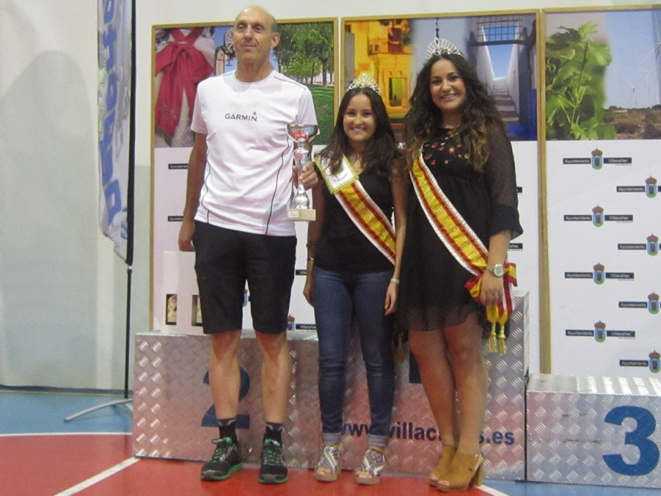 Celebrado con éxito de organización y participación el V Duatlón Cross de Villacañas