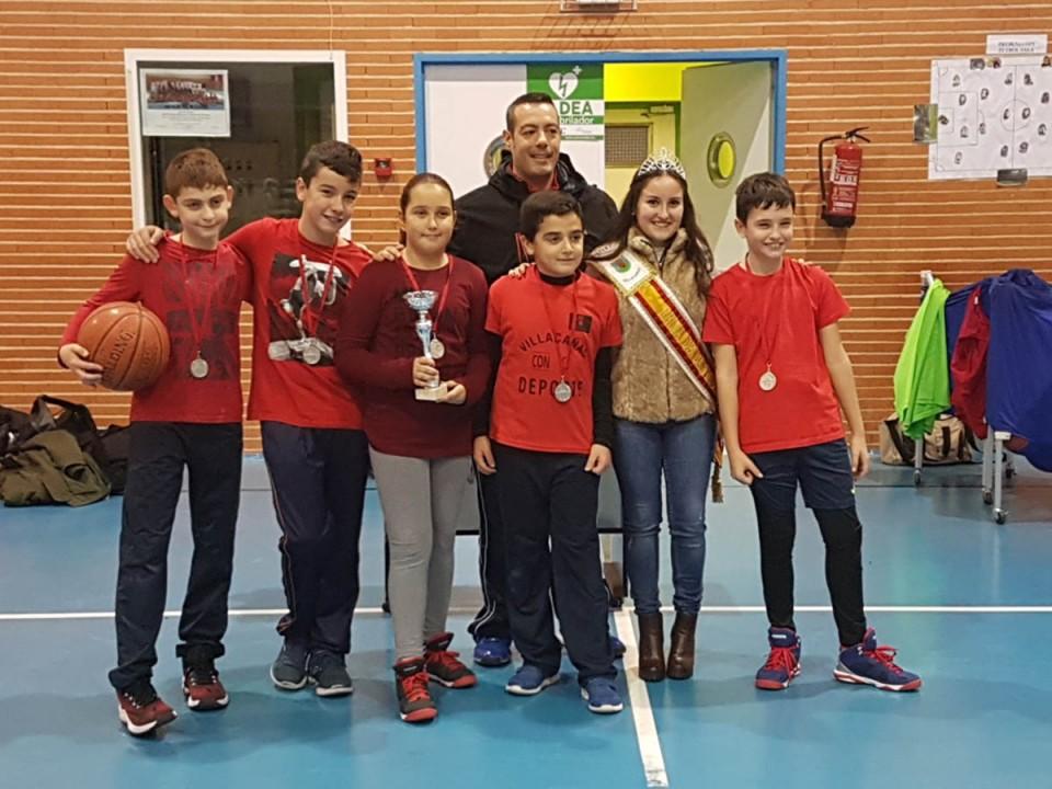 Celebrado el tradicional Torneo de Baloncesto 3x3 de Navidad