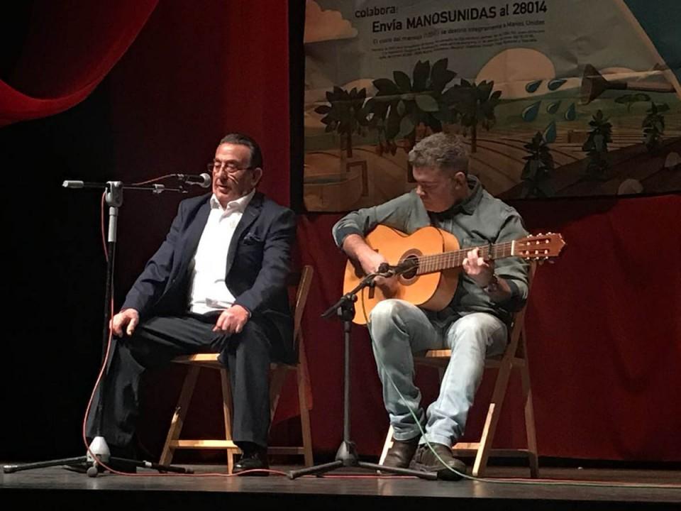 Manos Unidas celebró la primera sesión de su Festival de Artistas Locales