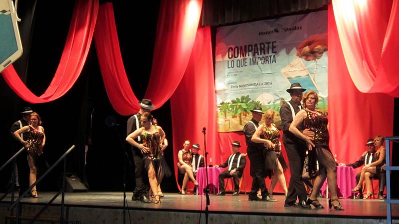 Manos Unidas recauda 1.500 euros con su Festival Solidario de Artistas Locales