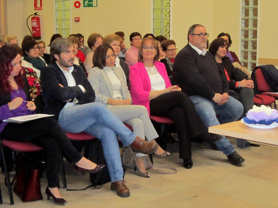 Encuentro de Consejos Locales de Igualdad de la provincia en Villacañas