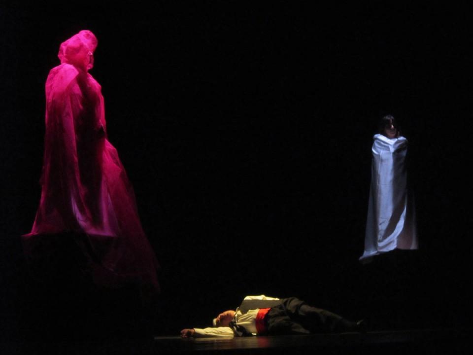 El Festival de Teatro Aficionado comienza con el musical Grease y con la sala llena