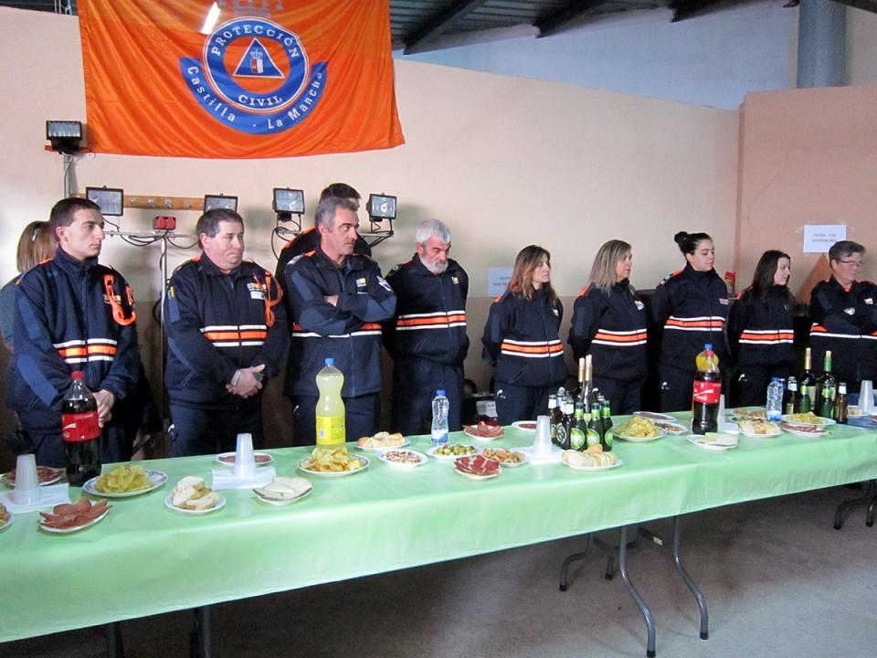 El Gobierno de Castilla-La Mancha condecora a la Agrupación de Protección Civil de Villacañas