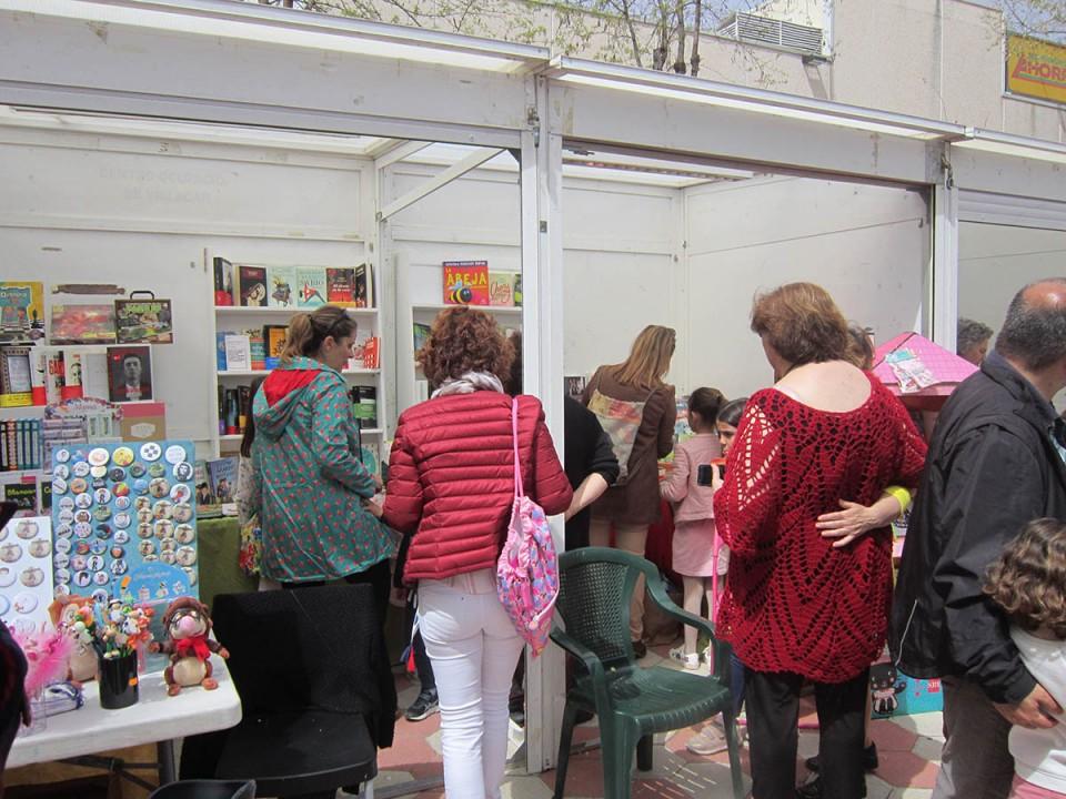 Intenso fin de semana con la 7ª Feria del Libro