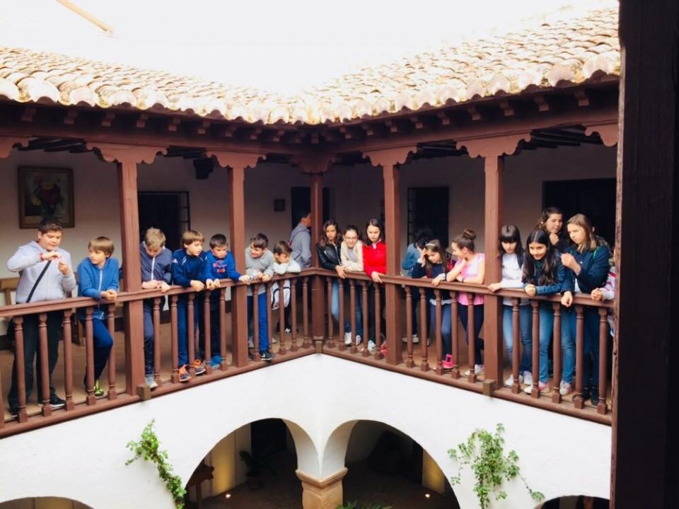 """Músicos de la Escuela """"Gratiniano Martínez"""" participaron en un intercambio con Villanueva de los Infantes"""