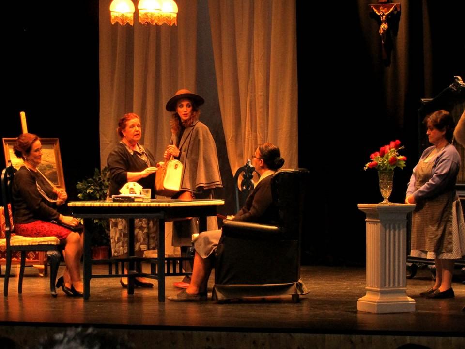 Emocionante regreso de La Quintería al Festival de Teatro de Villacañas