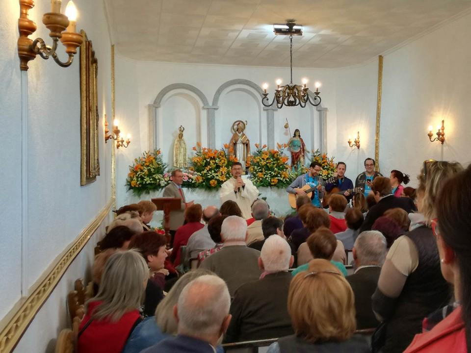 El paraje de San Gregorio acogió la tradicional romería