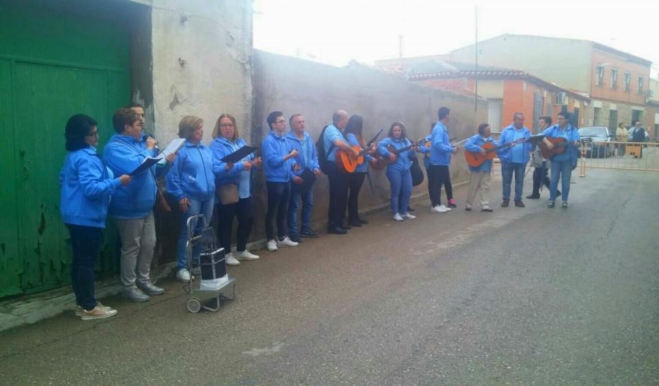 La agrupación Manuel de Falla recupera la tradición de los Mayos
