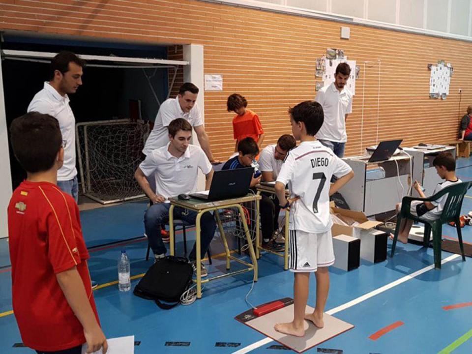 Concluyen las pruebas físicas realizadas a alumnos de las Escuelas Deportivas