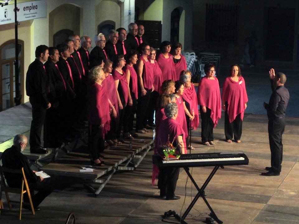 """""""Dos décadas de viva voz"""", concierto para celebrar el 20º aniversario del Orfeón Juan del Enzina"""
