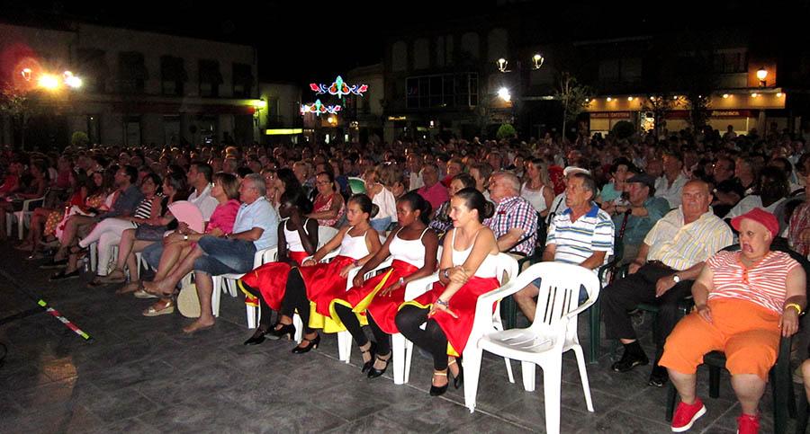 """La Preferia de Villacañas se cerró con el festival flamenco de """"La Soleá"""""""