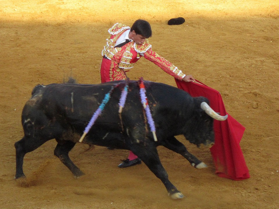 Ocho orejas en la corrida de Feria en el debut de Francisco José Espada en Villacañas