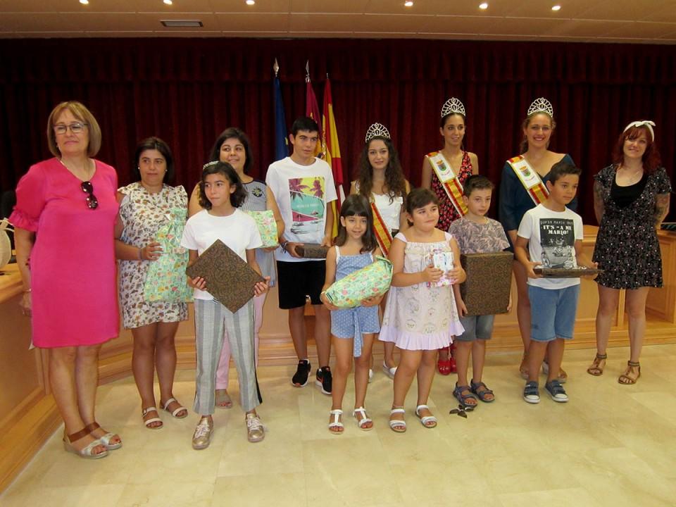 Homenaje a Eloísa Simón y entrega de los premios del Concurso de Dibujo Infantil
