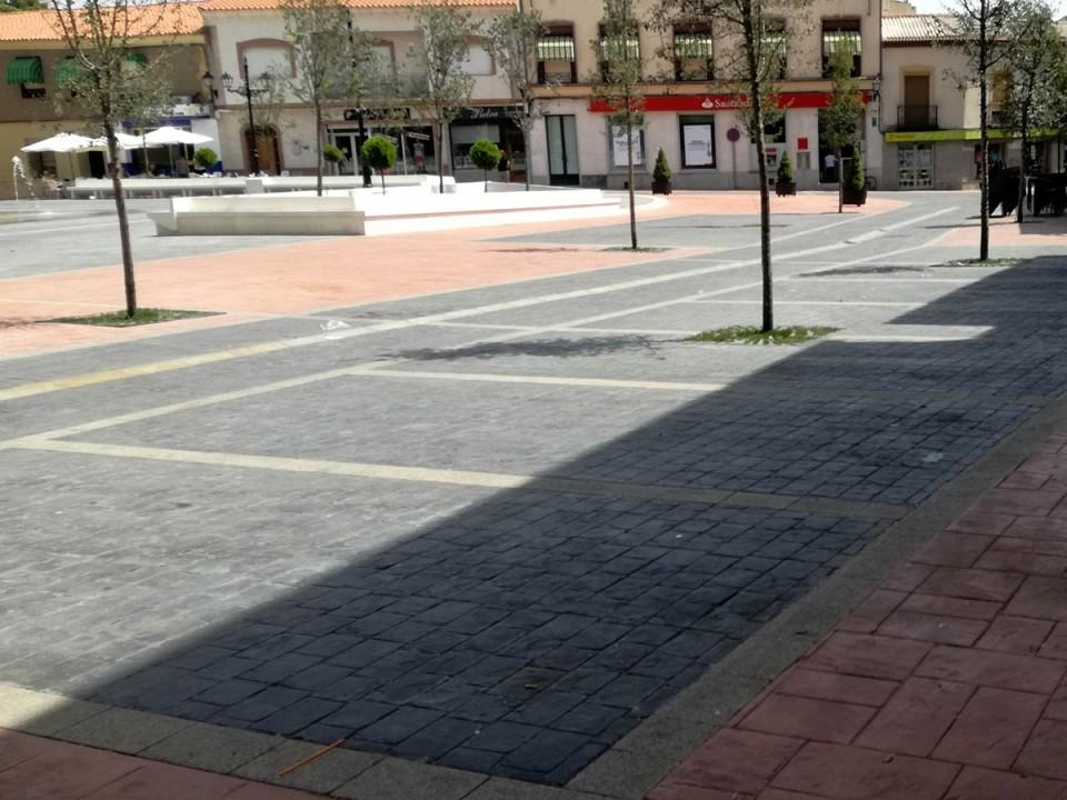 Desde este viernes, nuevo horario de apertura al tráfico del tramo peatonal de la calle Mayor