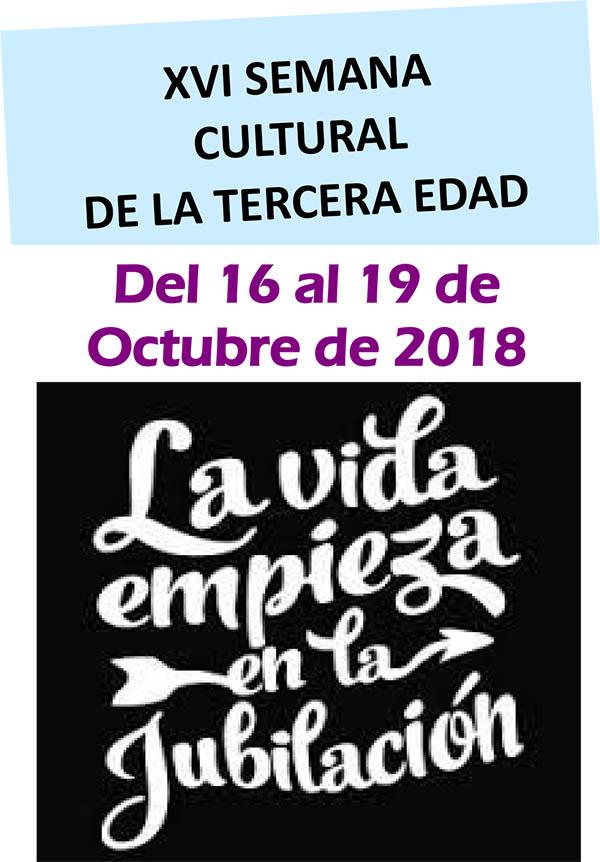 Los mayores de Villacañas celebran su 16ª Semana Cultural