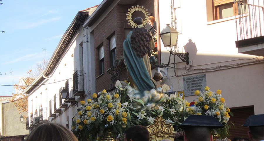 Villacañas celebra este sábado la festividad de la Inmaculada