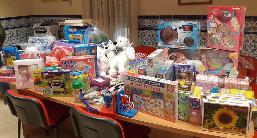 Campaña para que ningún niño se quede sin regalo esta Navidad
