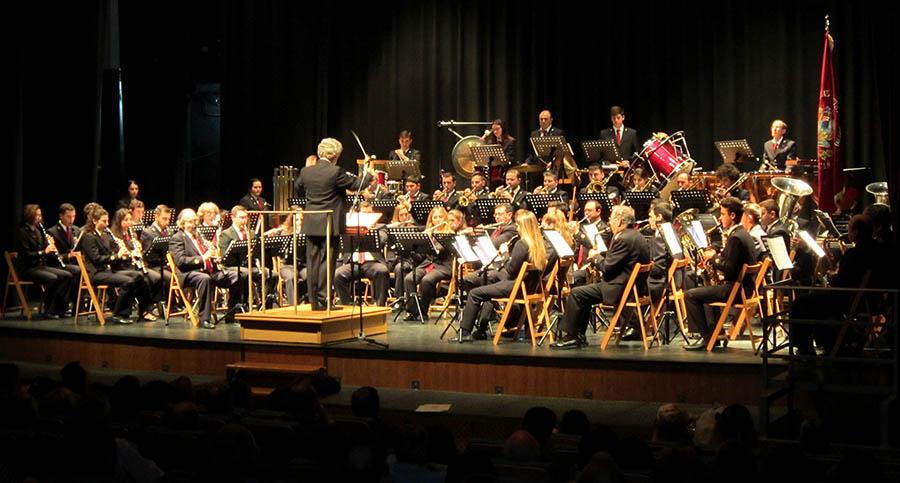 Fin de semana de música navideña con los conciertos del Orfeón y la Banda de Música