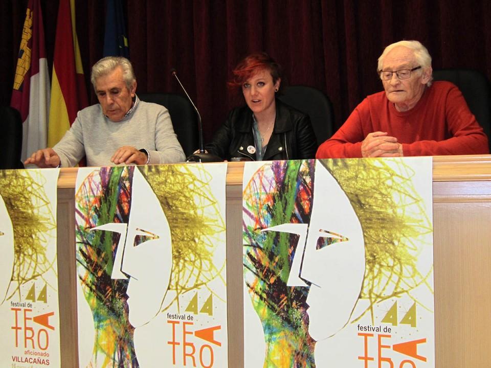 Villacañas presenta el programa de su 44º Festival de Teatro