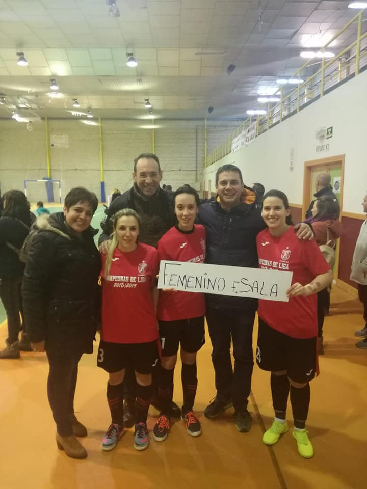El Villacañas F.S. Femenino disputará la eliminatoria final por el ascenso a 2ª División Nacional