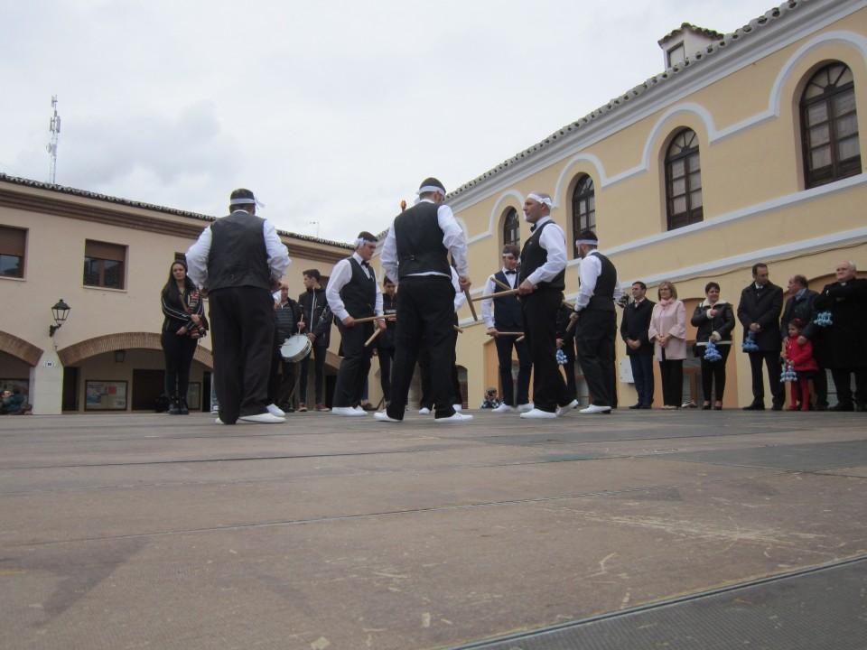 Villacañas encadenó ayer el final de la Semana Santa con el inicio de la festividad del Cristo de la Viga