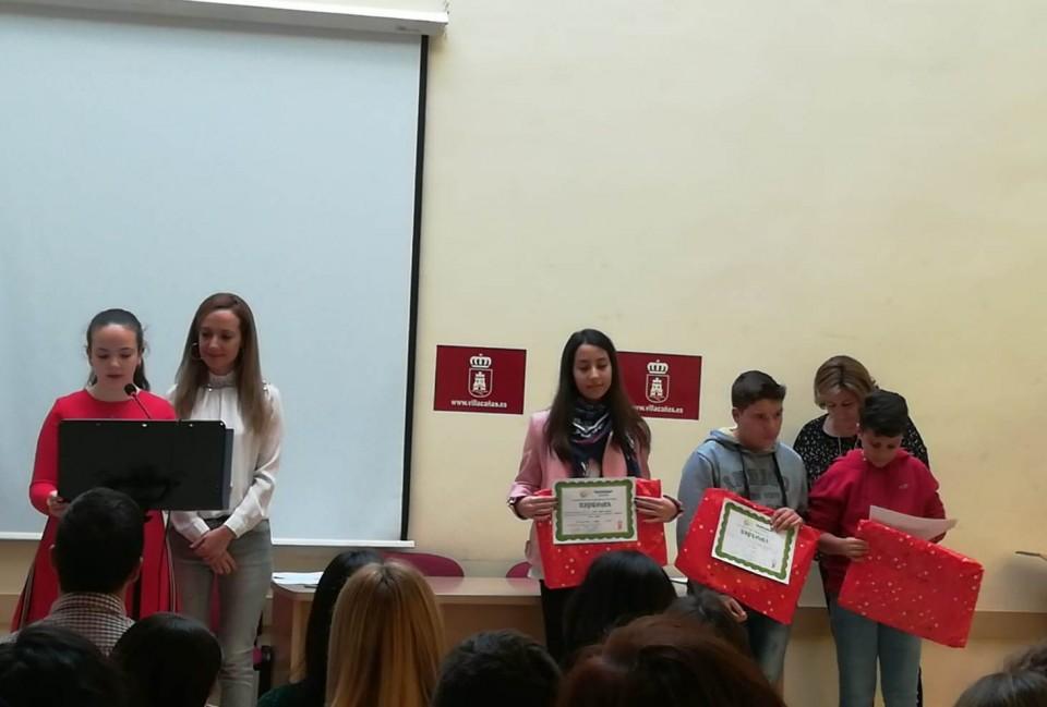 Cerca de 340 escolares han participado en el certamen literario convocado por Alborada