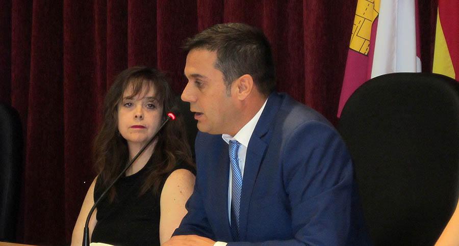 Jaime Martínez toma posesión como Alcalde de Villacañas