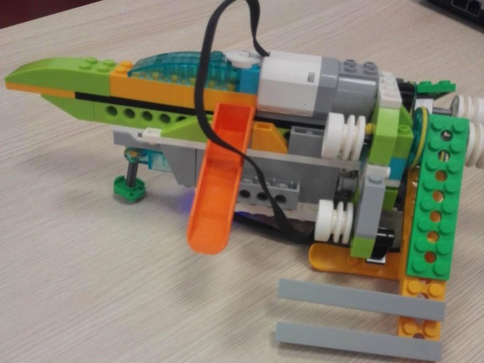 Taller de Robótica para estudiantes de ESO