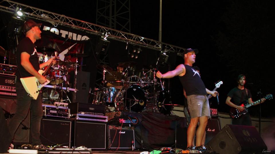 Las bandas locales no faltaron a su cita con el Silo Rock