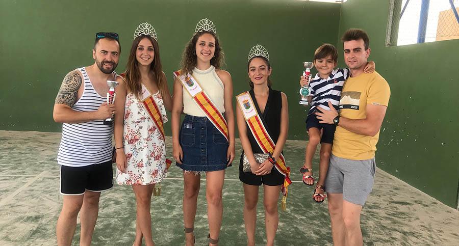 Deportes Preferia: Terminó el Ranking de Padel y se disputó el Torneo de Feria de Tenis Infantil