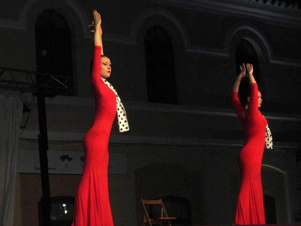 Festival Flamenco para poner punto y final a la Preferia de Villacañas