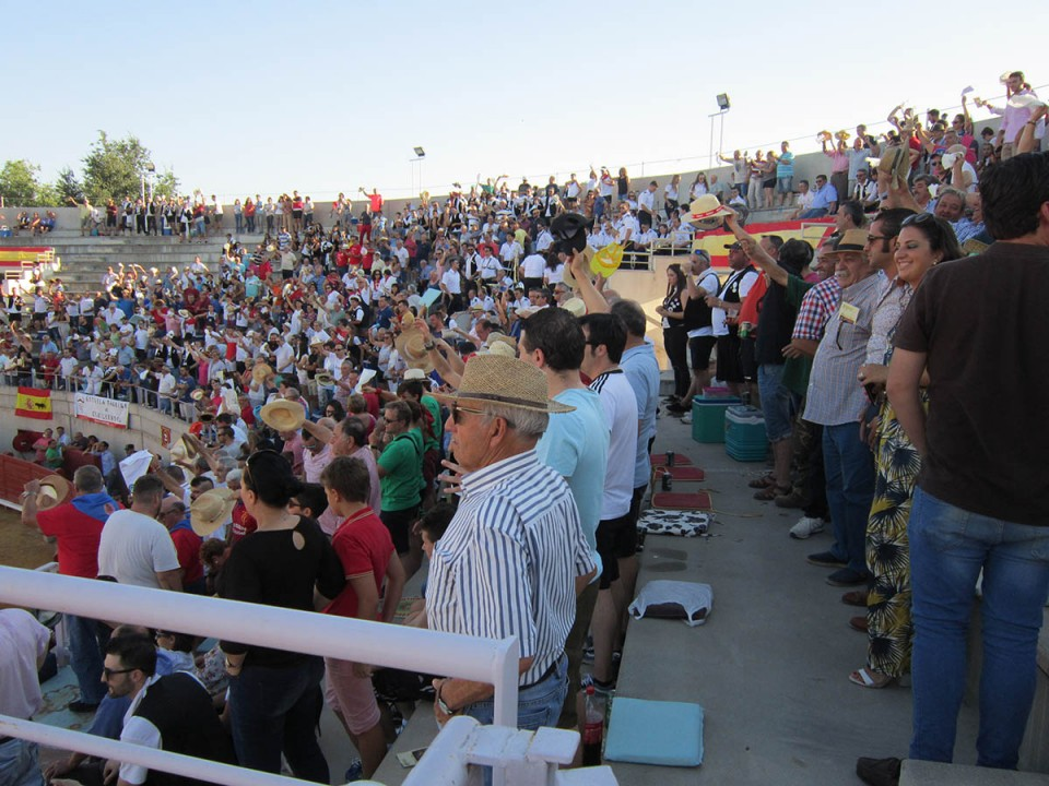 Ocho orejas para Uceda Leal, Sánchez Vara y Raúl Rivera en la corrida de toros celebrada ayer