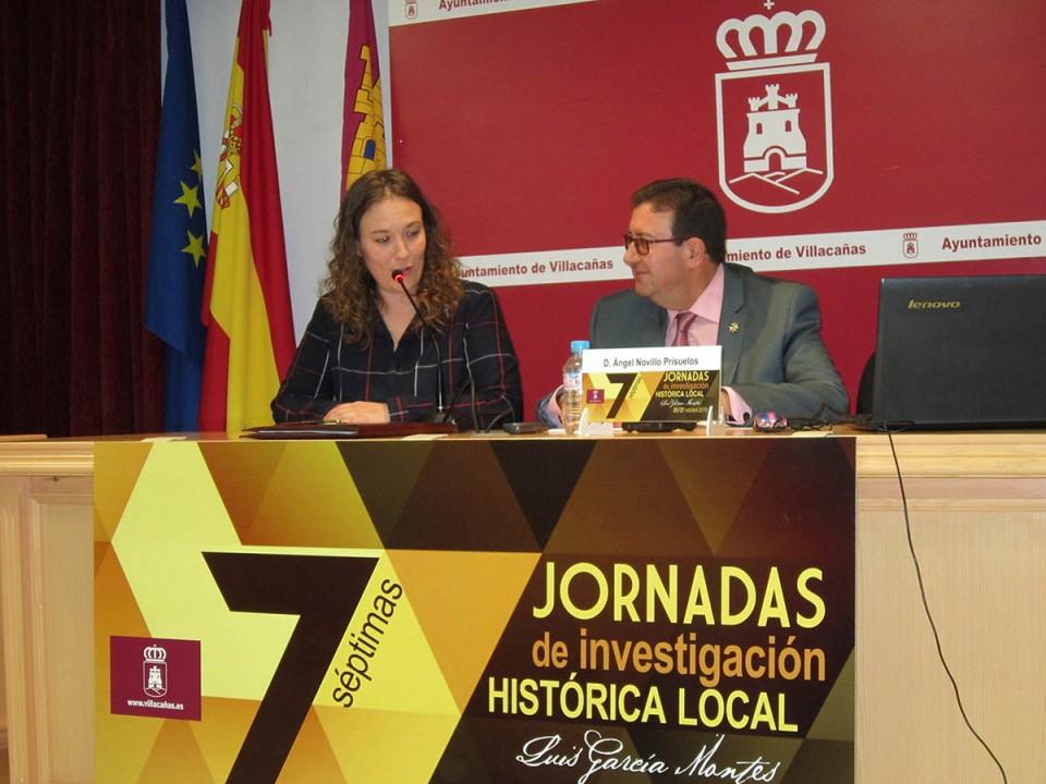 Mirada al pasado en un completo fin de semana de Jornadas de Investigación Histórica Local