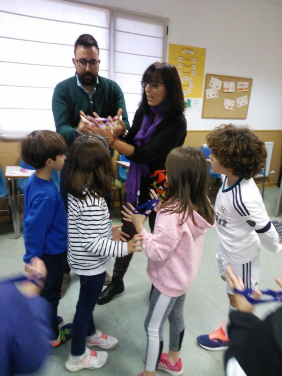 La Escuela de Música celebró Santa Cecilia con talleres y juegos